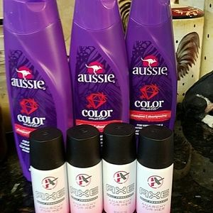 Other - Aussie Shampoo and Axe fragrance Bundle